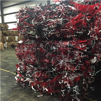 80,000 lbs Mixed Engineering Parts from Headlights and Tail Lights Scrap in Bales for Sale