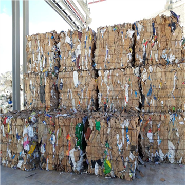 Exporting 100 MT Baled Cardboard Scrap - MN