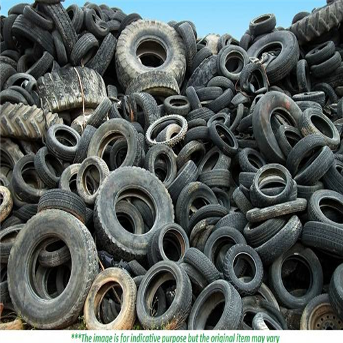 Huge Quantity of Passenger Tyre Scrap For Sale