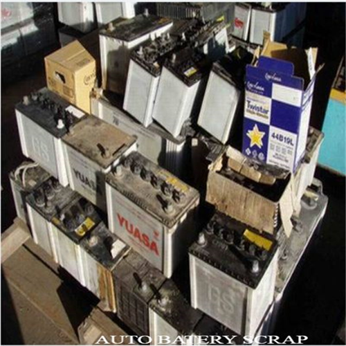 Selling Large Quantities of Auto Battery Scrap