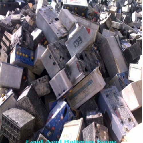 Huge Quantity of Lead Acid Battery Scrap Available
