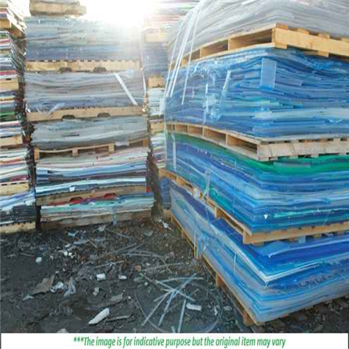 10 Loads of PMMA Scrap Available