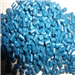 Blue HDPE Pellets Injection Grade 150 MT on Regular Sale