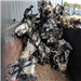 Supplying 500 Tons Complete Car Engines Scrap