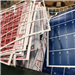 PVC Credit Card Scrap Rolls, Sheet and Skeleton for Sale