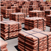 200MT of copper cathode  for sale