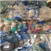 5 Loads LDPE Shrink Film Scrap Mix Colors in Bales