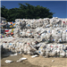 Exporting 40000 Lbs Natural RR3954D HDPE Bottle Scrap in Bales