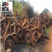 Interested to Supply 4500 Tons Used Rail Wheel Scrap