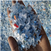 CROWN-SO-250 - Dated on 29-October-2019 - 50 MT Unwashed PET Regrind with Label Scrap for Sale