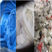 18 Tons Post Industrial Mix Color LDPE Film Regrind and Mixed Color Chunks LDPE Lump for Sale