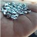48 Tons Aluminum Wire Granules for Sale