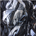 RR3499A 40,000 lbs HDPE Cable Sheath Scrap with 23% Aluminum insert