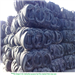 Exporting 500 Tons Baled Tyre Scrap