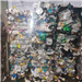 100 Tons Rigid HDPE Bottle Scrap 98/2 for Sale