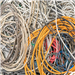 Insulated Copper Wire Scrap 22 Tons for Sale