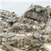 200,000 lbs Colored & Clear Grade C LDPE Film Scrap in Bales for Sale